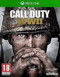 Portada oficial de Call of Duty: WWII para Xbox One