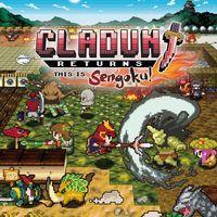 Portada oficial de Cladun Returns: This is Sengoku! para PS4