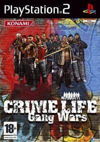 Portada oficial de Crime Life: Gang Wars para PS2