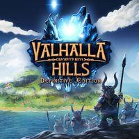 Portada oficial de Valhalla Hills - Definitive Edition para PS4