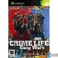 Portada oficial de Crime Life: Gang Wars para Xbox