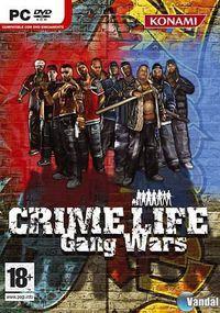 Portada oficial de Crime Life: Gang Wars para PC