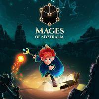 Portada oficial de Mages of Mystralia para PS4