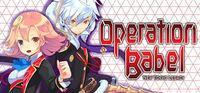 Portada oficial de Operation Babel: New Tokyo Legacy para PC