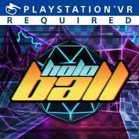 Portada oficial de HoloBall para PS4