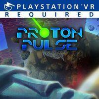 Portada oficial de Proton Pulse para PS4