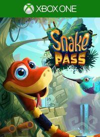 Portada oficial de Snake Pass para Xbox One