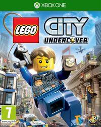 Portada oficial de LEGO City Undercover para Xbox One