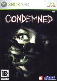 Portada oficial de Condemned para Xbox 360