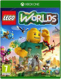 Portada oficial de LEGO Worlds para Xbox One