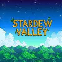 Portada oficial de Stardew Valley para Switch