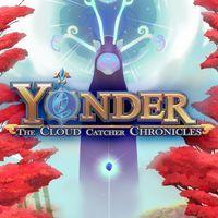 Portada oficial de Yonder: The Cloud Catcher Chronicles para PS4