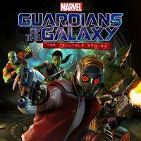 Portada oficial de Marvel's Guardians of the Galaxy: The Telltale Series para PS4