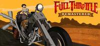 Portada oficial de Full Throttle Remastered para PC