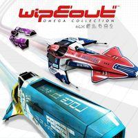 Portada oficial de Wipeout Omega Collection para PS4