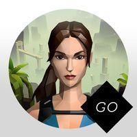 Portada oficial de Lara Croft GO para PS4