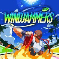 Portada oficial de Windjammers para PS4