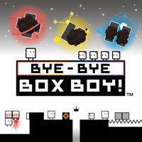Portada oficial de Bye-bye BoxBoy! para Nintendo 3DS