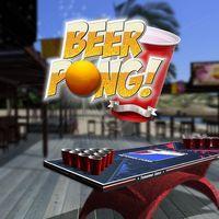 Portada oficial de Beer Pong! para PS3