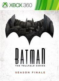 Portada oficial de Batman: The Telltale Series - Episode 5: City of Light XBLA para Xbox 360