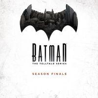 Portada oficial de Batman: The Telltale Series - Episode 5: City of Light PSN para PS3