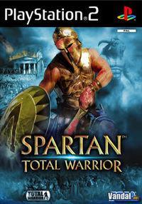 Portada oficial de Spartan: Total Warrior para PS2
