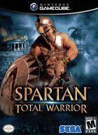 Portada oficial de Spartan: Total Warrior para GameCube