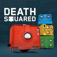 Portada oficial de Death Squared para PS4