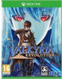 Portada oficial de Valkyria Revolution para Xbox One