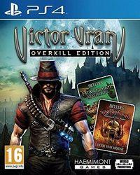 Portada oficial de Victor Vran para PS4