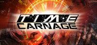 Portada oficial de Time Carnage para PC
