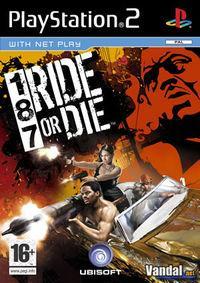 Portada oficial de 187 Ride or Die para PS2