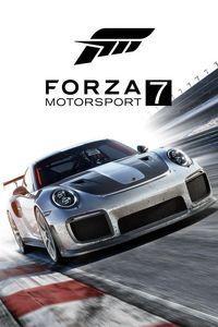 Portada oficial de Forza Motorsport 7 para PC