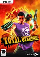 Portada oficial de Total Overdose para PC