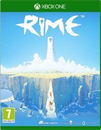 Portada oficial de RiME para Xbox One