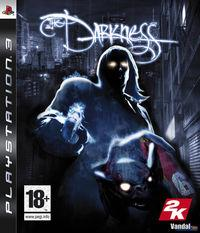 Portada oficial de The Darkness para PS3