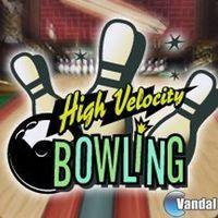 Portada oficial de High Velocity Bowling PSN para PS3