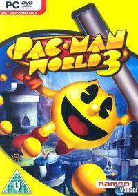 Portada oficial de Pac-Man World 3 para PC