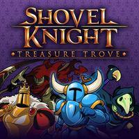 Portada oficial de Shovel Knight: Treasure Trove para Nintendo Switch