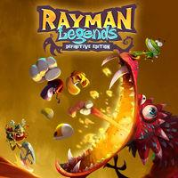 Portada oficial de Rayman Legends: Definitive Edition para Nintendo Switch