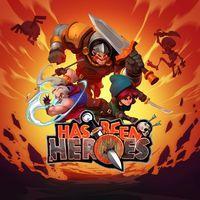 Portada oficial de Has-Been Heroes para PS4