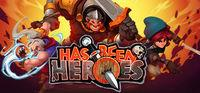 Portada oficial de Has-Been Heroes para PC