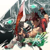 Portada oficial de Guilty Gear Xrd Rev 2 PSN para PS3