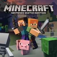 Portada oficial de Minecraft: Nintendo Switch Edition para Nintendo Switch