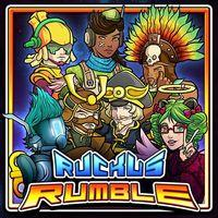 Portada oficial de Ruckus Rumble para PS4