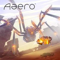 Portada oficial de Aaero para PS4