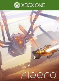 Portada oficial de Aaero para Xbox One