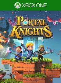 Portada oficial de Portal Knights para Xbox One