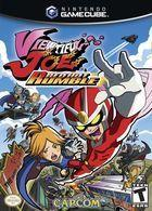 Portada oficial de Viewtiful Joe Red Hot Rumble para GameCube