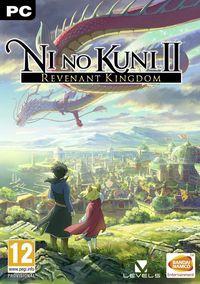 Portada oficial de Ni No Kuni II: El Renacer de un Reino para PC